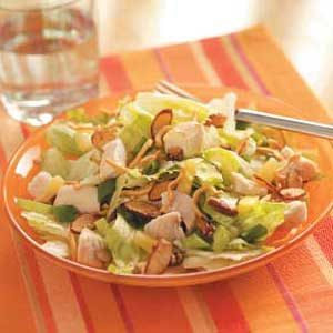 Crispy Chicken Salad Recipe