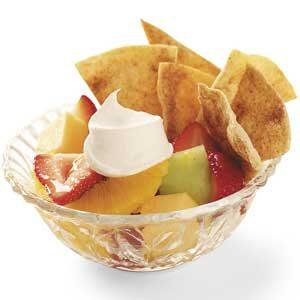 Fiesta Fruit Cups Recipe