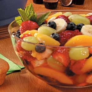 Five-Fruit Salad Recipe