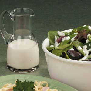Sour Cream Salad Dressing