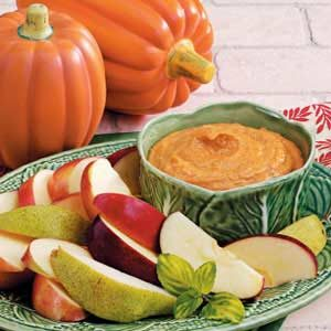 Harvest Pumpkin Dip Recipe