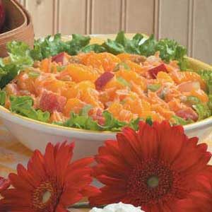 Fruited Carrot Salad Recipe