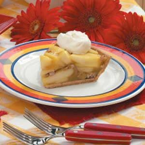 No-Bake Apple Pie Recipe