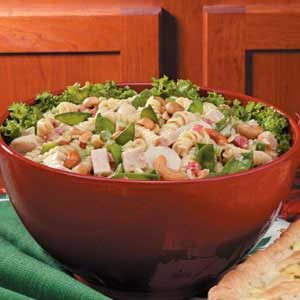 Chinese Turkey Pasta Salad Recipe