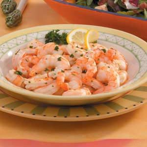 Split-Second Shrimp Recipe
