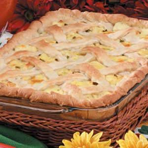 Family-Style Turkey Potpie Recipe
