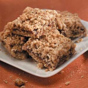 Date Oatmeal Bars Recipe