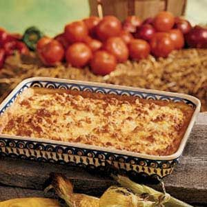 Delicious Corn Pudding