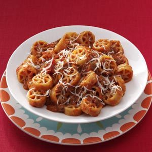 Wagon Train Pasta Recipe