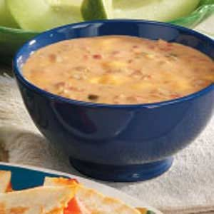 Quick Chili con Queso Recipe