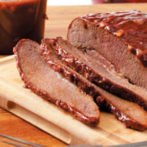 Louisiana Barbecue Brisket Recipe