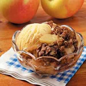 Grilled Apple Crisp Recipe
