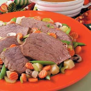 Asian Pot Roast Recipe