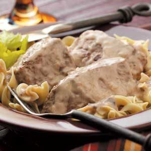 Creamy Swiss Steak Recipe