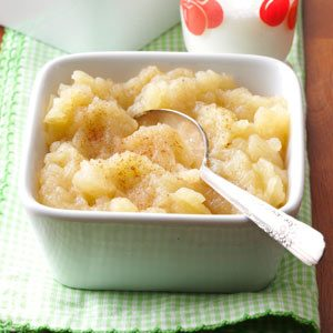 Spiced Applesauce Recipe