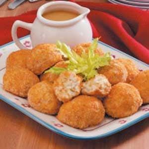 Chicken Pom-Poms Recipe