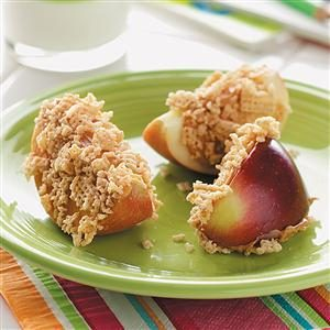 Apple Snack Wedges