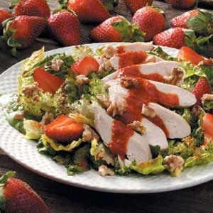 Contest-Winning Summer Chicken Salad Recipe