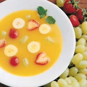 Fresh Fruit Soup Recipe