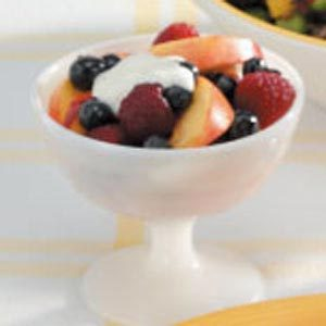 Berry Nectarine Salad Recipe
