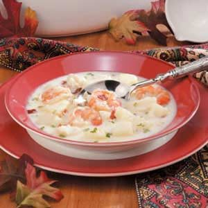 Best Seafood Chowder