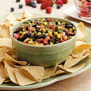 Calico Corn Salsa Recipe