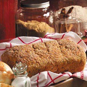 Parmesan Onion Rye Recipe
