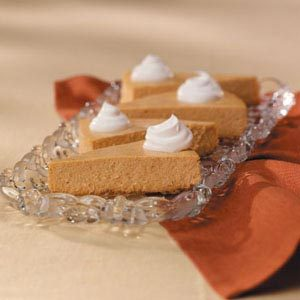 Gingersnap Pumpkin Cheesecake Recipe