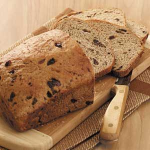 Multigrain Raisin Bread Recipe