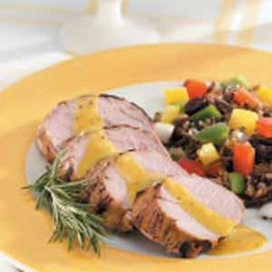 Honey-Herb Pork Recipe