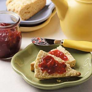Makeover British Scones Recipe