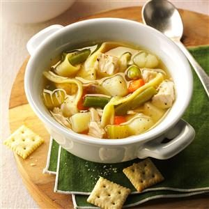 Classic Homemade Soup Recipes