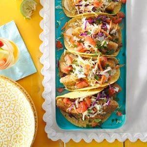 Fantastic Fish Tacos Recipe