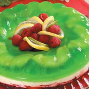 Holiday Gelatin Mold