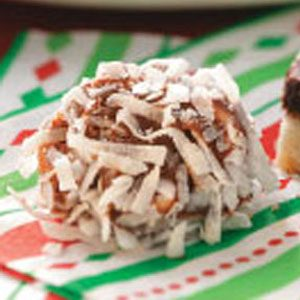 Coconut Rocky Road Treats