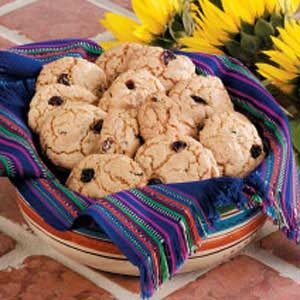 Cranberry Oat Cookies Recipe