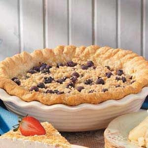 Crumbleberry Pie Recipe