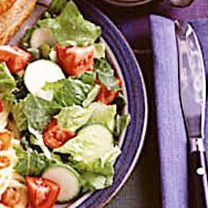 Tossed Italian Salad Recipe