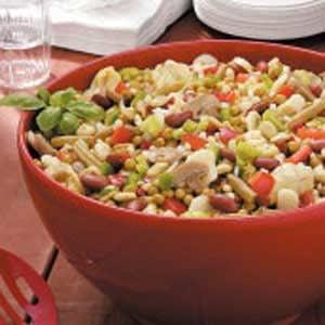 Sweet-Sour Vegetable Salad Recipe
