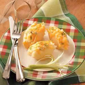 Pierogi Pasta Shells Recipe