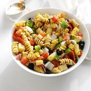 Homemade Antipasto Salad Recipe