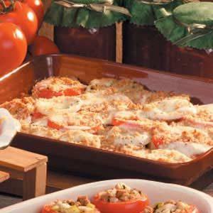 Tomato Eggplant Bake Recipe Taste of Home
