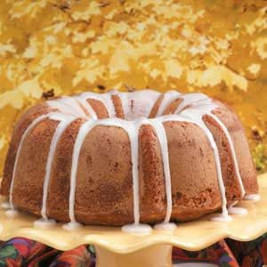 Banana Pound Cake Recipe
