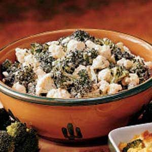 Dilly Broccoli Salad Recipe