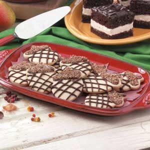 Acorn Cookies Recipe