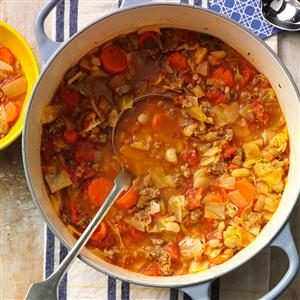 Great Northern Bean Stew Recipe