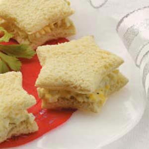 Star Sandwiches Recipe