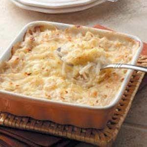 Swiss Potato Gratin Recipe