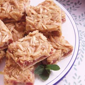 Almond Rhubarb Pastry Recipe