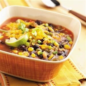 Bart's Black Bean Soup